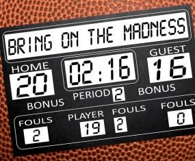 Basketball Fun Printables and bracket generator.