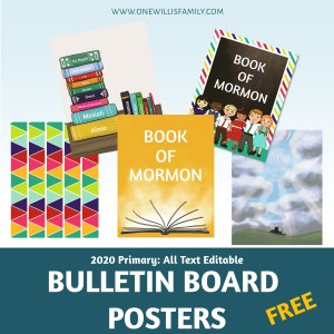 Book of Mormon Posters