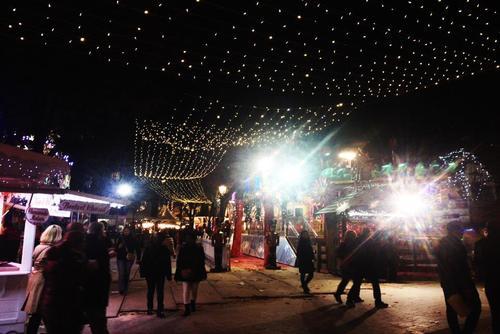 Champs-Élysées Christmas Markets
