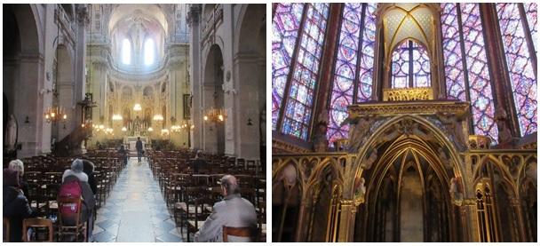 SAINT_CHAPELLE_AND_SAINT_PAUL_SAINT_LOUIS_CHURCH_Paris
