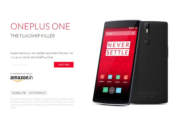 The Flagship Killer :OnePlus One