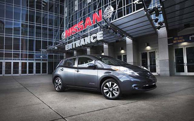 Nissan, Thinks The Future Is Electric.