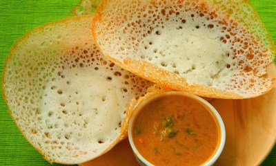 Recipe for Moong Daal Appam