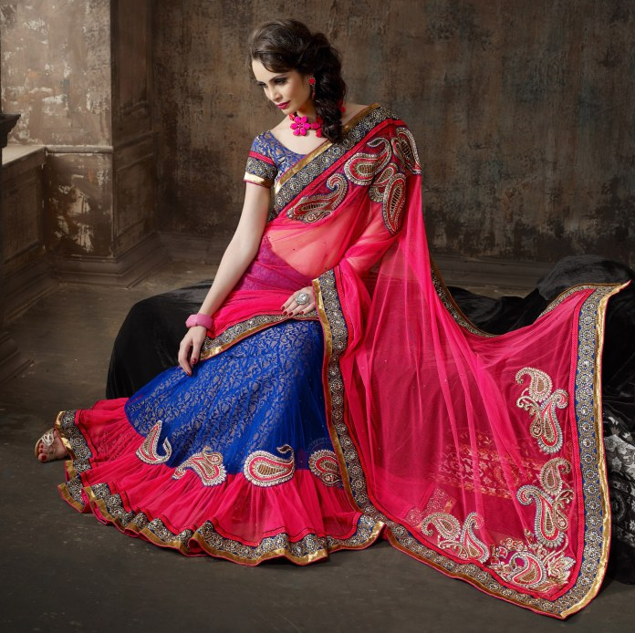 How to use your Mom's old Sarees!
