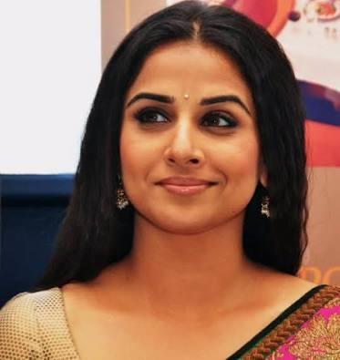 Vidya Balan is hospitalised!