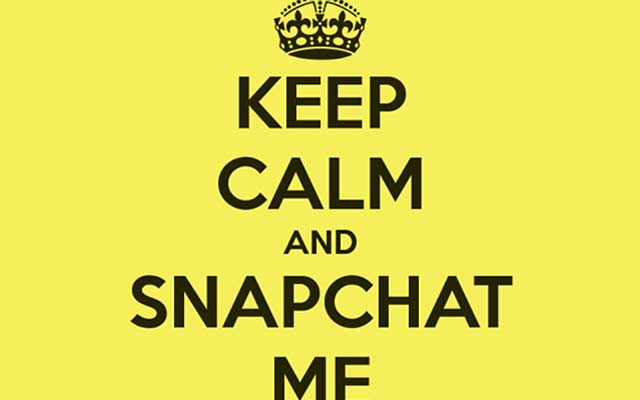 Snapchat lovers