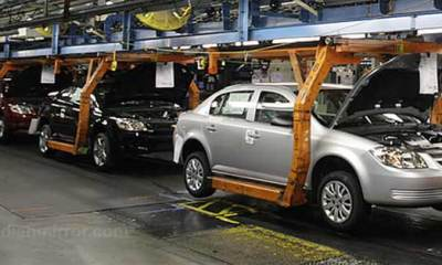 Automobile production falling in South Korea