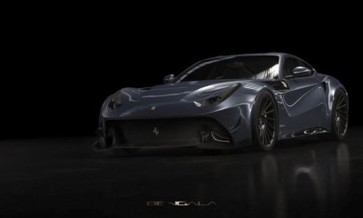 Spanish firm Bengala reveals Ferrari F12: Know about the features here