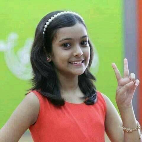 Nishtha Sharma wins the Voice India Kids show