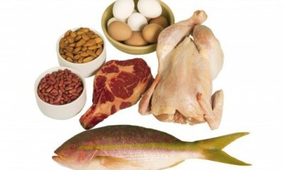 Consume protein-rich foods to prevent fatty liver disease