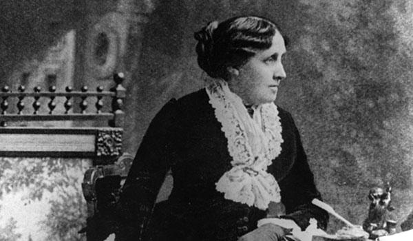 Birthday of Lousia May Alcott