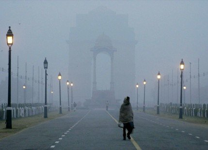 Weather's U-turn in Delhi, people  witnessed coldest day on Sunday