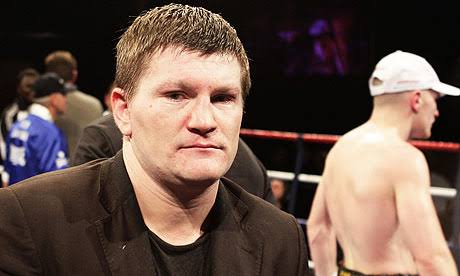 Boxing champion Ricky Hatton tried committing suicide several times