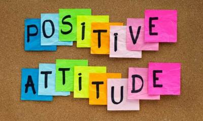 One positive thought can change your life