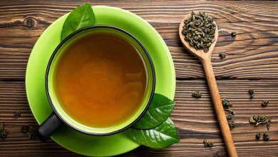 benefits of green tea after yoga