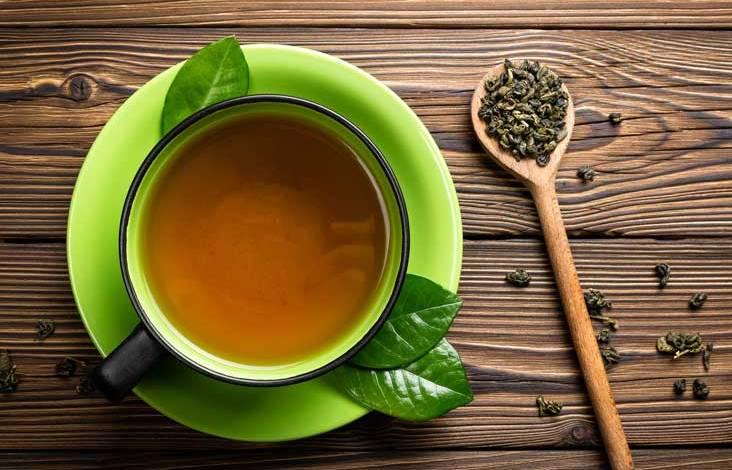 benefits of green tea after yoga