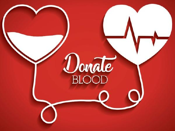 benefits of donating blood