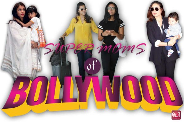 10 super moms of Bollywood
