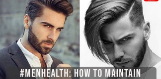 Maintain hairstyle