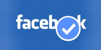 how to get blue tick on facebook