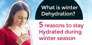 winter dehydration