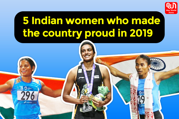 indian women who made the country proud