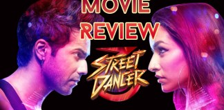 Street Dancer Movie Review