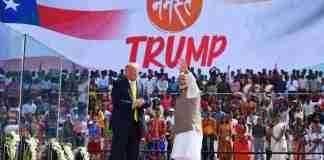 trump india visit highlights