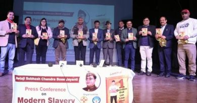 "Dr Biswaroop launches his new book ""1 Question that can save your life"""
