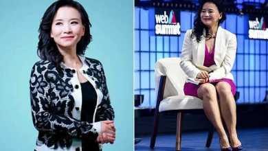 Australian women Journalist Cheng Lei