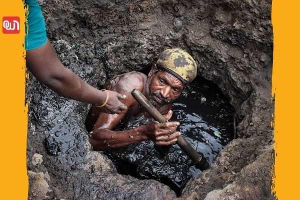 sanitation worker