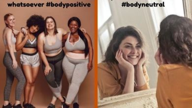 Body positivity vs Body Neutrality