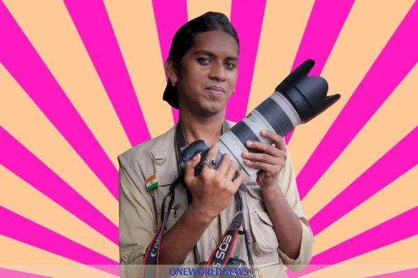 India's first trans woman photojournalist Zoya Thomas Lobo