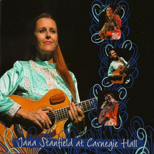 Jana Stanfield at Carnegie Hall