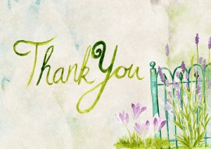 """Notes on Jeanie Ward's: 'The Power of """"Thank You""""'"""