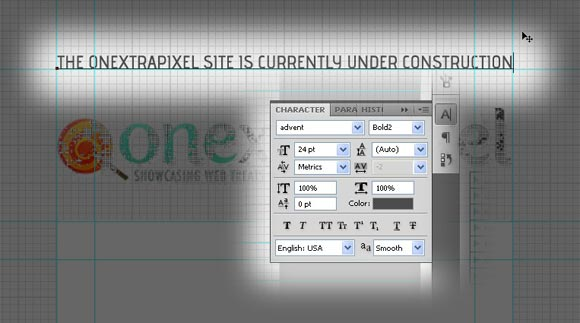 25 Create a Sleek Coming Soon Page in Photoshop
