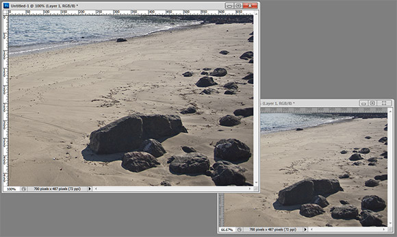 8-new-view 10 Photoshop Quick Tips to Improve Your Workflow