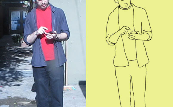 comparision Creating Rotoscoping Animation with Photoshop