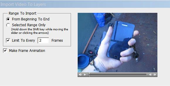 import Creating Rotoscoping Animation with Photoshop