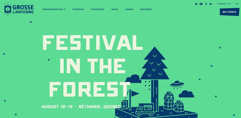 18-Grosse-Lanterne Attention to Branding: 20 Websites with Beautiful Logotypes