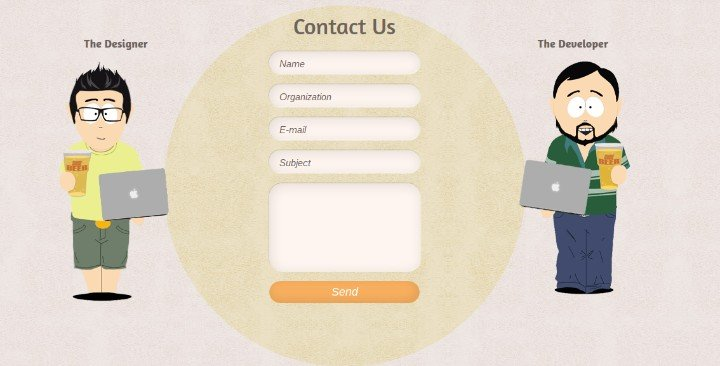 Melon-Free Contact Us Page Best Practices with 22 Fantastic Examples