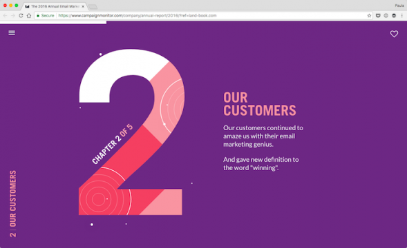 The-2016-Annual-Email-Marketing-Report-Campaign-Monitor-Campaign-Monitor-2017-01-21-17-14-38-589x360 The Use of Shapes in Web Design with 30 Examples
