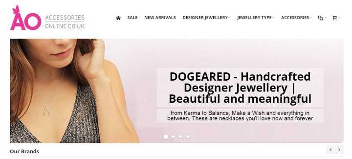 accesseries-online 5 Tips and Tricks For An Effective eCommerce Site With 10 Brilliant Examples