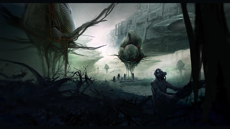 Humanoid Alien Concept Art Deviantart