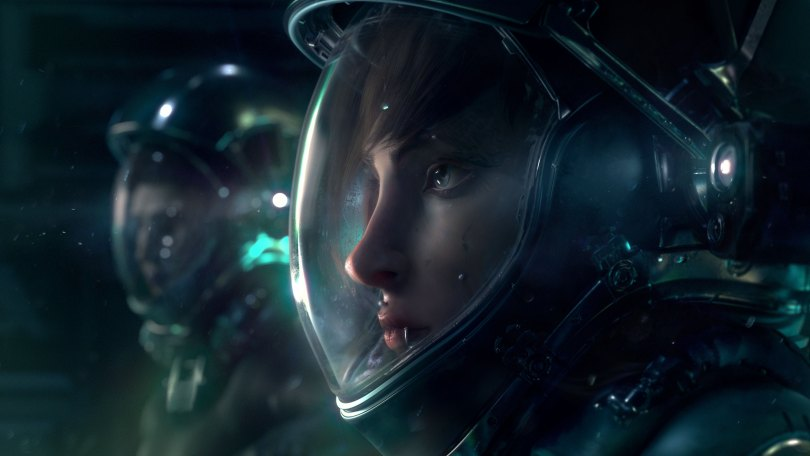 epiphany-iii 34 Breathtaking Examples of Sci-Fi Art Found on Deviant Art