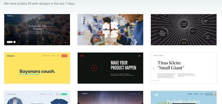 webdesign-inspiration 15 Amazing CSS Web Design Galleries