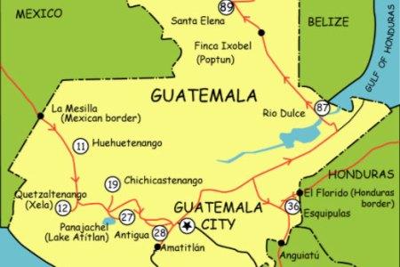 guatemala physical map » ..:: Edi Maps ::..   Full HD Maps