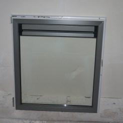 Une fenêtre sans châssis
