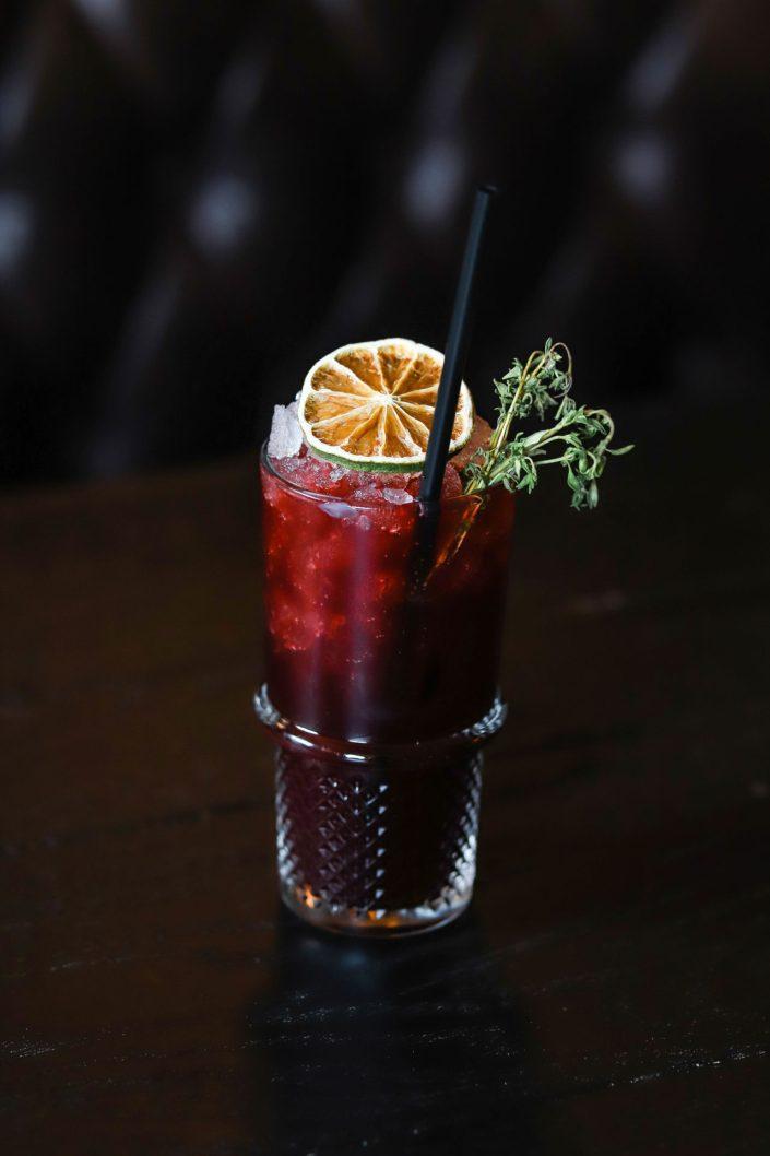 Cocktail au Hibou Blanc