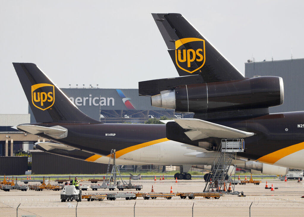 UPS adds pickup spots at retailers, seeks to fly more drones | OnFocus